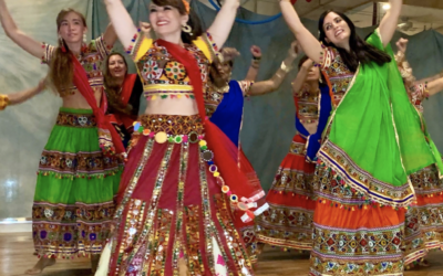 Hooray for Bollywood Technique – LIVE ONLINE, Interactive with Willow Chang