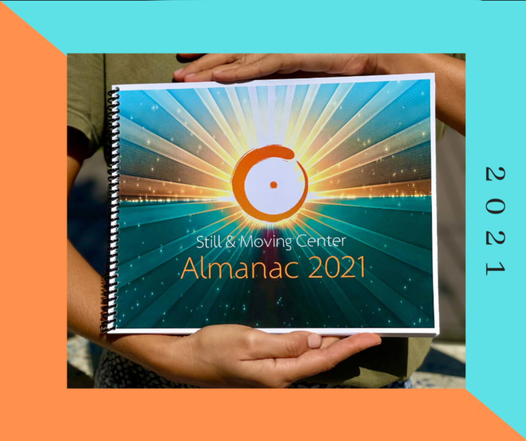 Almanac Journaling: Crafting your Year – LIVE ONLINE, Interactive with Renée Tillotson